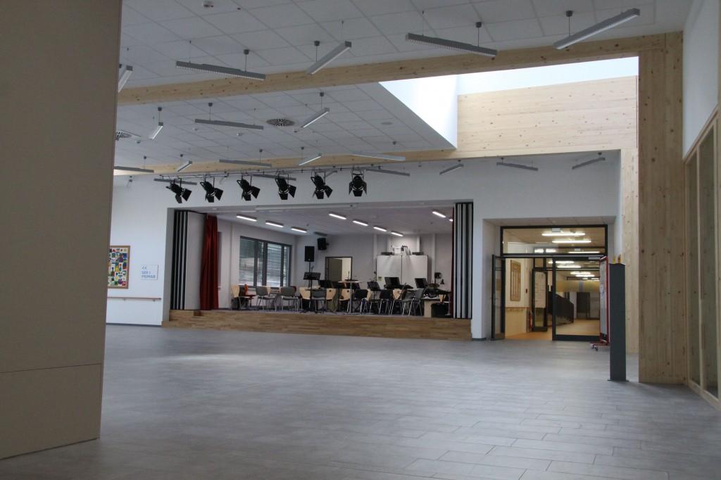 Bühne / Musikraum